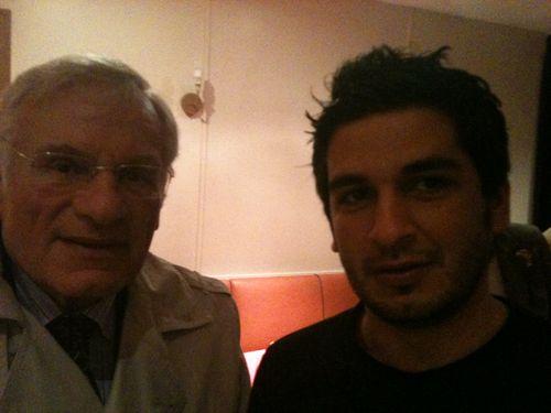 Jacques Oudot et Christophe Versini
